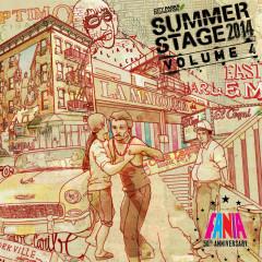 SummerStage 2014 Fania 50th Anniversary, Vol. 4 - Various Artists