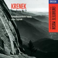 Krenek: Symphony No. 2 - Gewandhausorchester Leipzig, Lothar Zagrosek