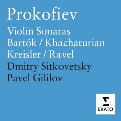 Sonatas and Dances for Violin - Dmitry Sitkovetsky, Pavel Gililov