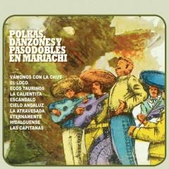 Polkas, Danzones y Pasodobles en Mariachi