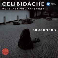 Bruckner: Symphony No. 5 (1878 Version) [Live at Philharmonie am Gasteig, Munich, 1993] - Sergiu Celibidache