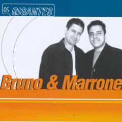 Os gigantes - Bruno & Marrone