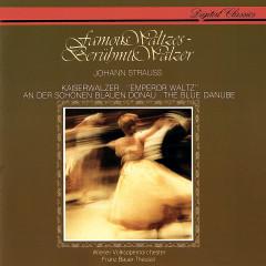 Strauss, Johann II: Famous Waltzes - Franz Bauer-Theussl, Wiener Volksopernorchester