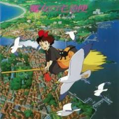 Majo no Takkyuubin Soundtrack Music Collection
