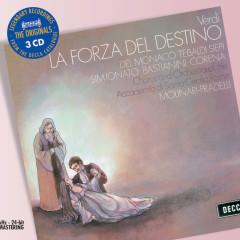 Verdi: La Forza del Destino - Renata Tebaldi, Mario Del Monaco, Ettore Bastianini, Orchestra dell'Accademia Nazionale di Santa Cecilia, Francesco Molinari-Pradelli