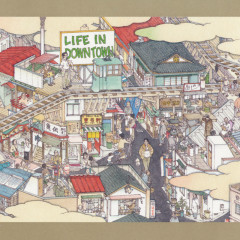 Life In Downtown - Noriyuki Makihara