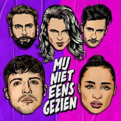 Mij Niet Eens Gezien - Kris Kross Amsterdam, Lil Kleine, Yade Lauren