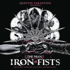 The Man With The Iron Fists - Various Artists