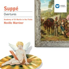 Suppé: Overtures - Sir Neville Marriner, Academy of St Martin-in-the-Fields