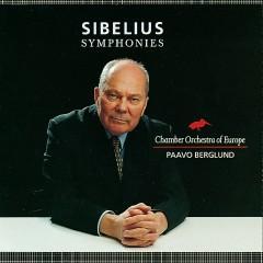 Sibelius : Symphonies 1-7 - Chamber Orchestra Of Europe, Paavo Berglund