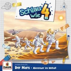 004/Der Mars: Abenteuer im Weltall