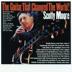 The Guitar That Changed The World! - Scotty Moore
