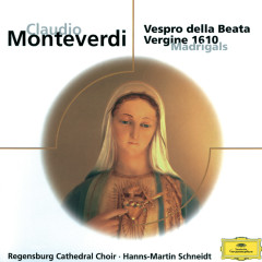Monteverdi: Vespro della Beata Vergine; Magnificat; Madrigale - John Elwes, Ian Partridge, Paul Esswood, Kevin Smith, David Thomas