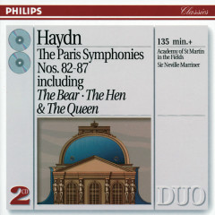 Haydn: The Paris Symphonies Nos. 82-87 - Academy of St. Martin in the Fields, Sir Neville Marriner