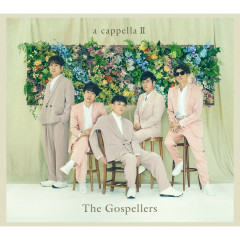 a cappella 2 First production limited edition - The Gospellers