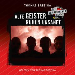 Knickerbocker4immer - Alte Geister ruhen unsanft - Thomas Brezina