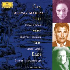 Mahler: Das Lied Von Der Erde - Jessye Norman, Siegfried Jerusalem, Berliner Philharmoniker, James Levine
