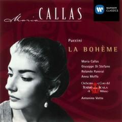 Puccini: La Bohème - Highlights - Maria Callas, Antonino Votto, Giuseppe di Stefano, Coro e Orchestra del Teatro alla Scala, Milano