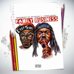 Family Business - Trademark Da Skydiver, Young Roddy