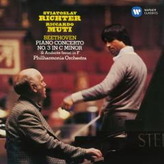 Beethoven: Piano Concerto No. 3, Op. 37 & Andante favori, WoO 57 - Sviatoslav Richter, Riccardo Muti