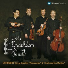 Schubert : String Quartets No.13, 'Rosamunde' & No.14, 'Death and the Maiden' - Endellion String Quartet