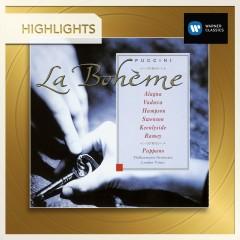 Puccini: La Boheme (Highlights) - Roberto Alagna