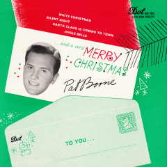 Merry Christmas - Pat Boone