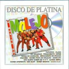Disco de Platina - Molejo