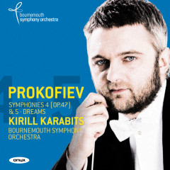 Prokofiev: Symphonies Nos. 4 & 5 - Bournemouth Symphony Orchestra, Kirill Karabits