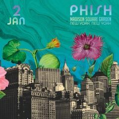 Phish: 1/2/2016 Madison Square Garden, New York, NY - Phish