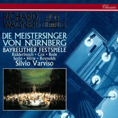 Wagner: Die Meistersinger von Nürnberg - Silvio Varviso, Karl Ridderbusch, Jean Cox, Hannelore Bode, Hans Sotin