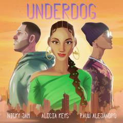 Underdog (Nicky Jam & Rauw Alejandro Remix) (Single)