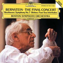 Bernstein - The Final Concert - Boston Symphony Orchestra, Leonard Bernstein