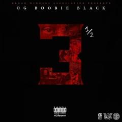 Boobie Trap 3 1/2 - OG Boobie Black