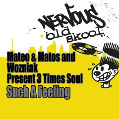 3 Times Soul EP - Matos, WOZNIAK