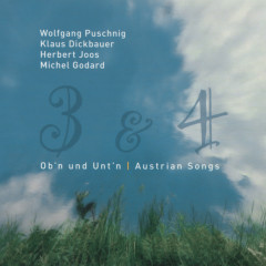 3 And 4 - Wolfgang Puschnig