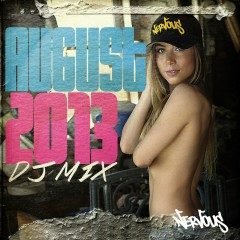 Nervous August 2013 - DJ Mix - Various Artists