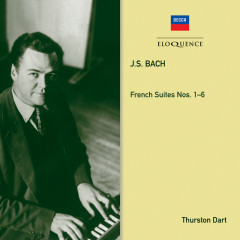 Bach: French Suites - Thurston Dart