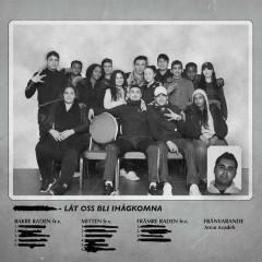 Låt oss bli ihågkomna - EP - Amin