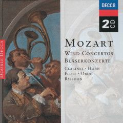 Mozart: Wind Concertos - Various Artists