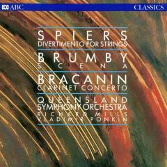 Spiers – Brumby – Bračanin - Floyd Williams, Barry Davis, Queensland Symphony Orchestra, Richard Mills, Vladimir Ponkin