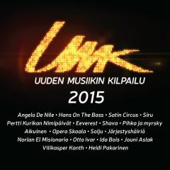 UMK - Uuden Musiikin Kilpailu 2015 - Various Artists