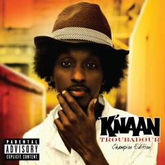 Troubadour (Champion Edition - Repackage) - K'naan