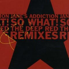 So What!  (EP) - Jane's Addiction