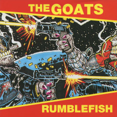 Rumblefish EP - The Goats