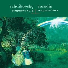 Tchaikovsky : Symphony No.2 - Borodin : Symphony No.1 - Norwegian Radio Orchestra