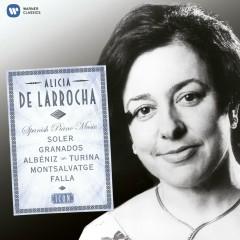 Icon: Alicia De Larrocha