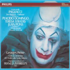 Leoncavallo: I Pagliacci - Teresa Stratas, Placido Domingo, Juan Pons, Coro del Teatro alla Scala di Milano, Orchestra del Teatro alla Scala di Milano