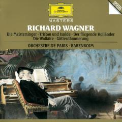 Wagner: Orchestral Music - Orchestre de Paris, Daniel Barenboim