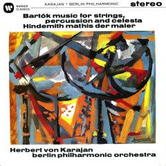 Bartok: Music for Strings, Percussion and Celesta - Hindemith: Symphony (Mathis der Maler) - Herbert von Karajan, Berliner Philharmoniker